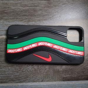 iPhone 11 3d Sneaker case